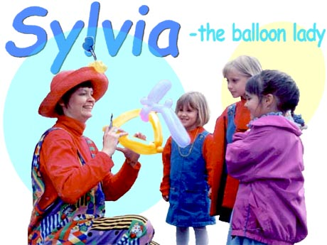 balloon lady